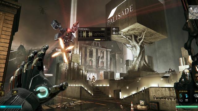 Deus Ex: Mankind Divided ゲーム画面3