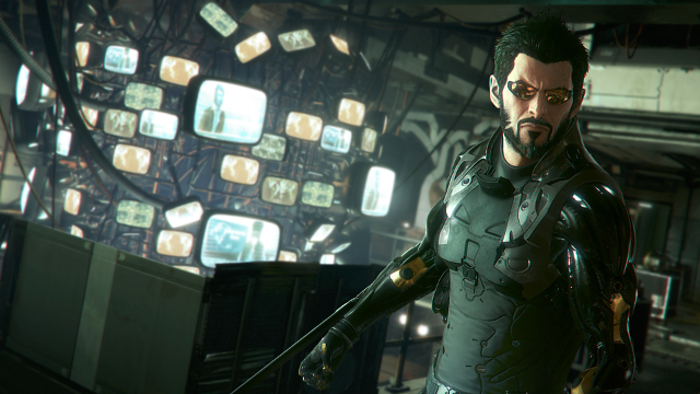 Deus Ex: Mankind Divided ゲーム画面5