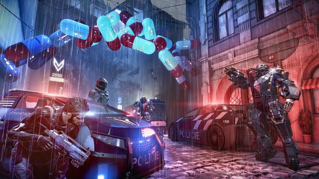 Deus Ex: Mankind Divided ゲーム画面7