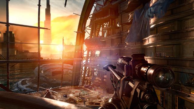 Deus Ex: Mankind Divided ゲーム画面9