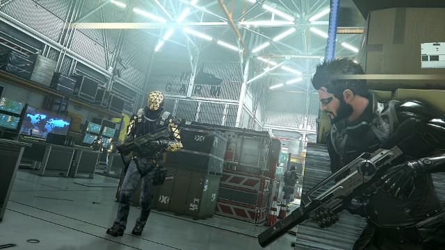 Deus Ex: Mankind Divided ゲーム画面12