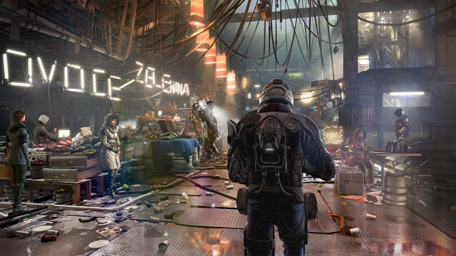 Deus Ex: Mankind Divided ゲーム画面13