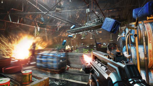 Deus Ex: Mankind Divided ゲーム画面14