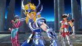 聖闘士星矢 ソルジャーズ・ソウル ゲーム画面3
