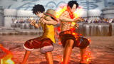 ONE PIECE BURNING BLOOD ゲーム画面1