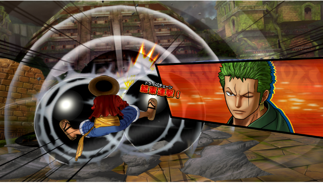 ONE PIECE BURNING BLOOD Welcome Price!! ゲーム画面6