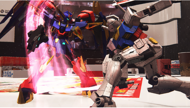 ガンダムブレイカー3 BREAK EDITION ゲーム画面5