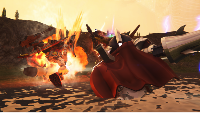 ガンダムブレイカー3 BREAK EDITION ゲーム画面7