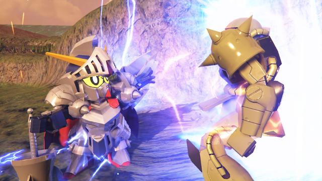 ガンダムブレイカー3 Welcome Price!! ゲーム画面9
