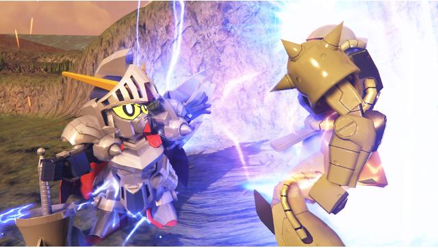 ガンダムブレイカー3 BREAK EDITION ゲーム画面9
