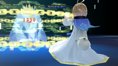 『テイルズ オブ ベルセリア』ゲーム画面