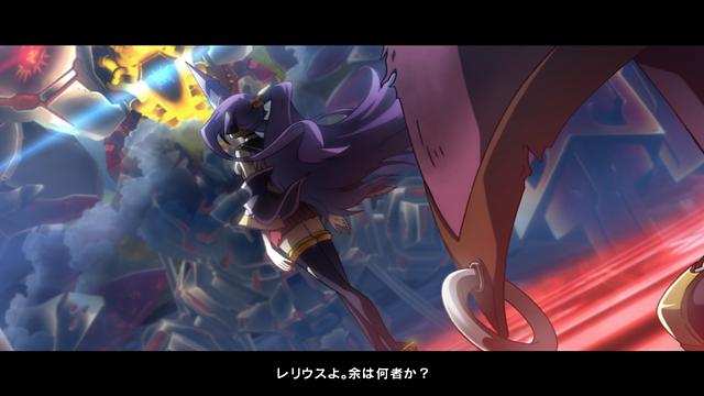 BLAZBLUE CENTRALFICTION ゲーム画面3