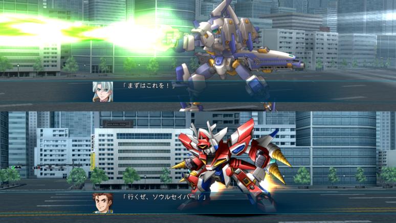Og デュエラーズ スーパー ムーン ロボット 大戦