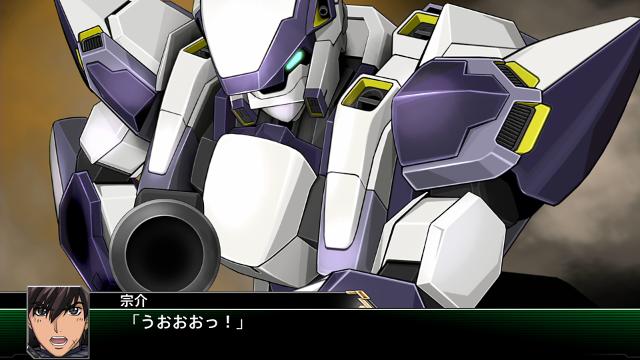 スーパーロボット大戦V ゲーム画面4