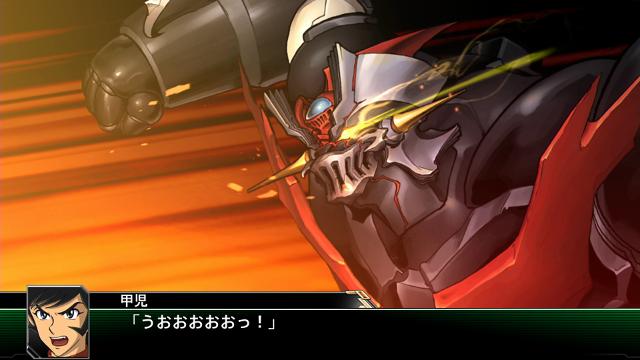 スーパーロボット大戦V ゲーム画面5