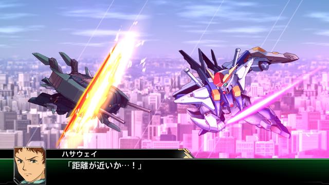 スーパーロボット大戦V ゲーム画面9