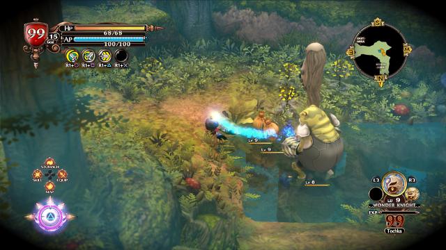 魔女と百騎兵2 ゲーム画面4