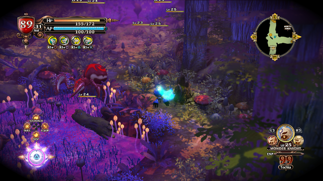 魔女と百騎兵2 ゲーム画面5