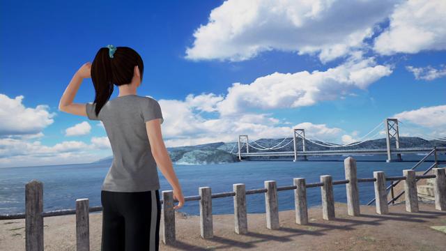 サマーレッスン:宮本ひかり コレクション ゲーム画面3
