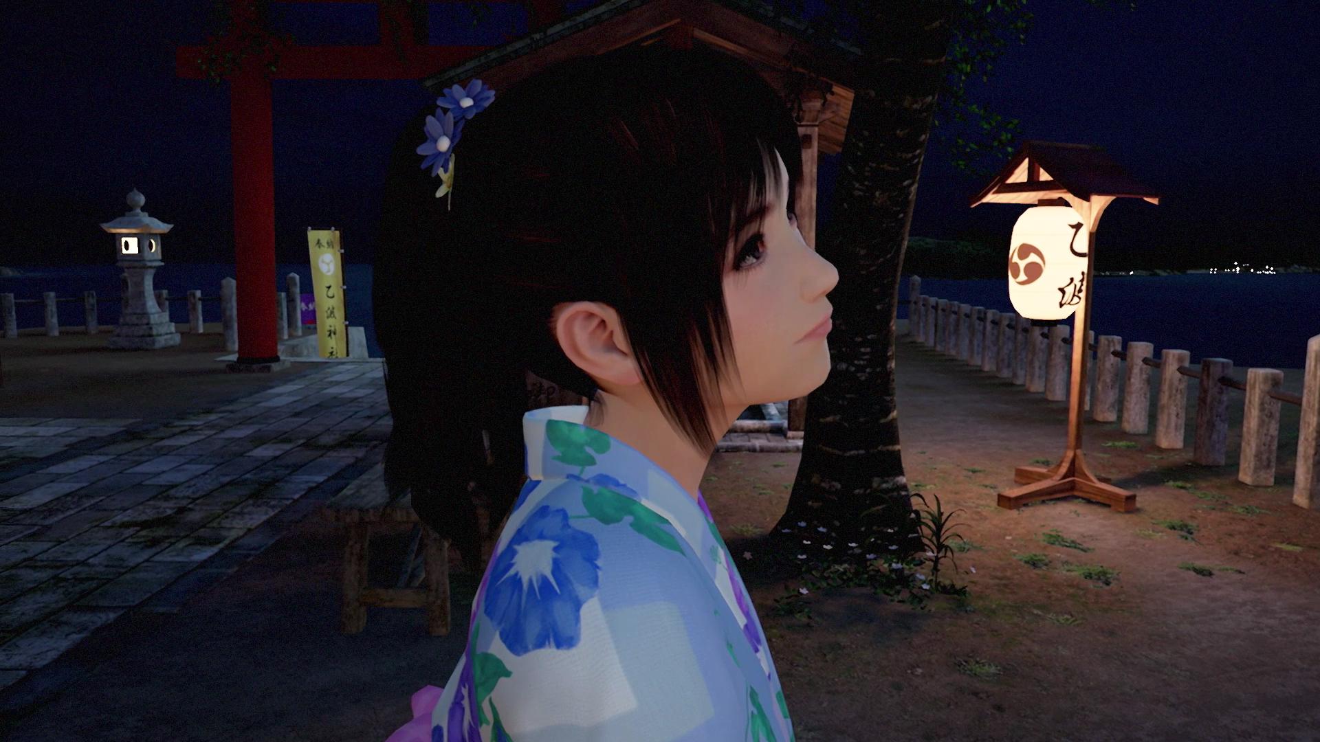 『サマーレッスン:宮本ひかり コレクション』ゲーム画面