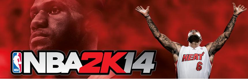 NBA 2K14:イメージ画像1