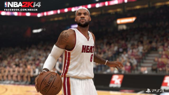NBA 2K14:イメージ画像3