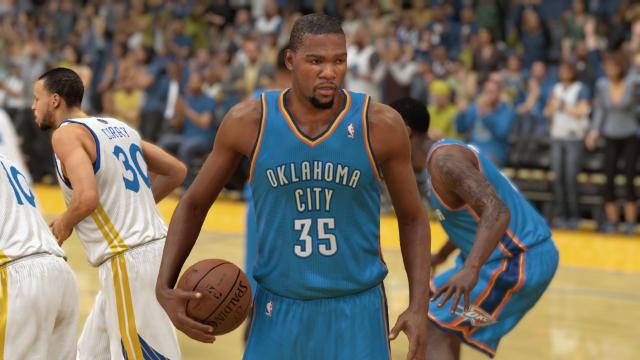 NBA 2K14:イメージ画像5