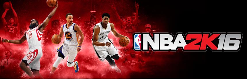 NBA 2K16 バナー画像