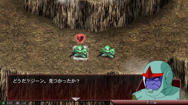 SDガンダム ジージェネレーション ジェネシス ゲーム画面3