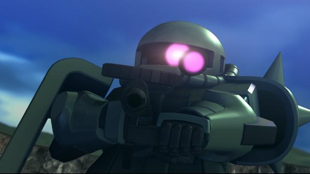 SDガンダム ジージェネレーション ジェネシス ゲーム画面5