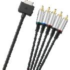 コンポーネントAVケーブル (PSP-N1000専用)