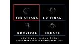 I.Q FINAL ゲーム画面1