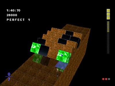 I.Q FINAL ゲーム画面2