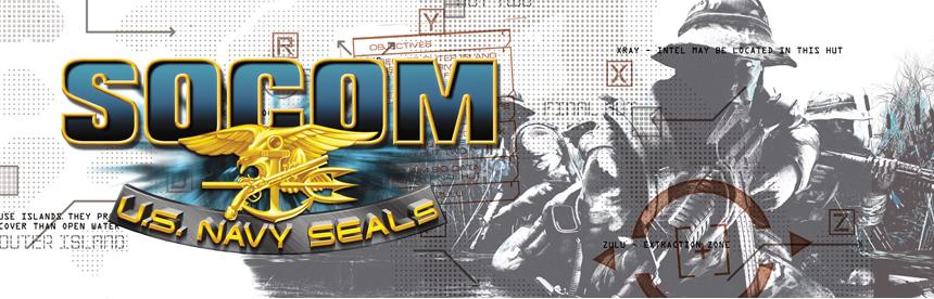 SOCOM: U.S. NAVY SEALs バナー画像