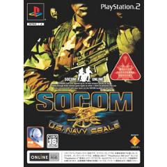 SOCOM: U.S. NAVY SEALs ジャケット画像
