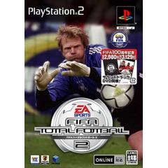 FIFAトータルフットボール2 ジャケット画像