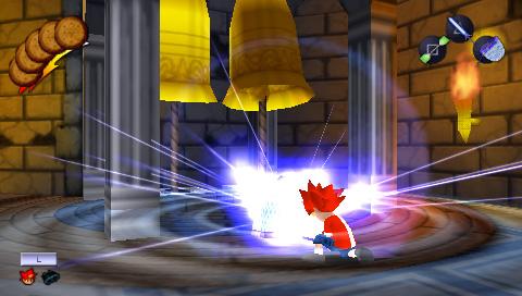 サルゲッチュP! PSP the Best ゲーム画面3