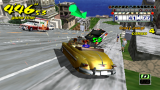 Crazy Taxi Double Punch ゲーム画面2