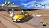 Crazy Taxi Double Punch ゲーム画面3