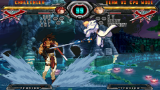 GUILTY GEAR XX ΛCORE PLUS ゲーム画面2