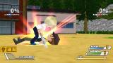 ひぐらしデイブレイク Portable MEGA EDITION ゲーム画面1