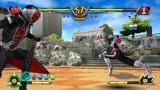 仮面ライダー 超クライマックスヒーローズ ゲーム画面2