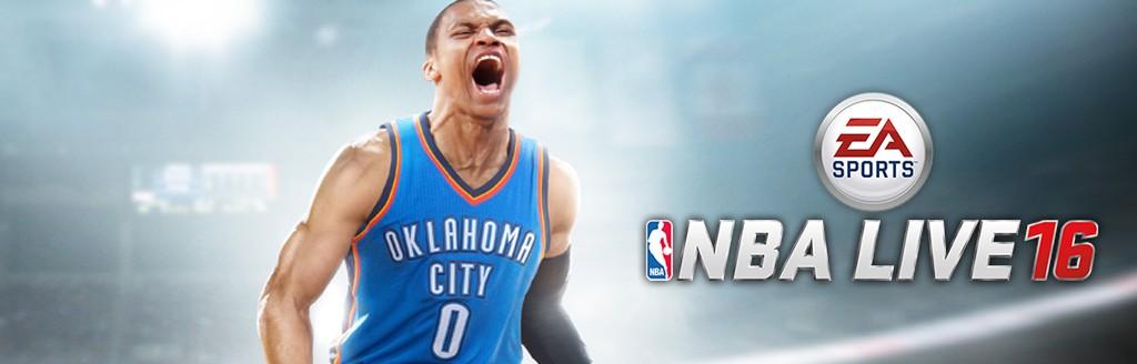 EA SPORTS  NBA LIVE 16 (英語版)