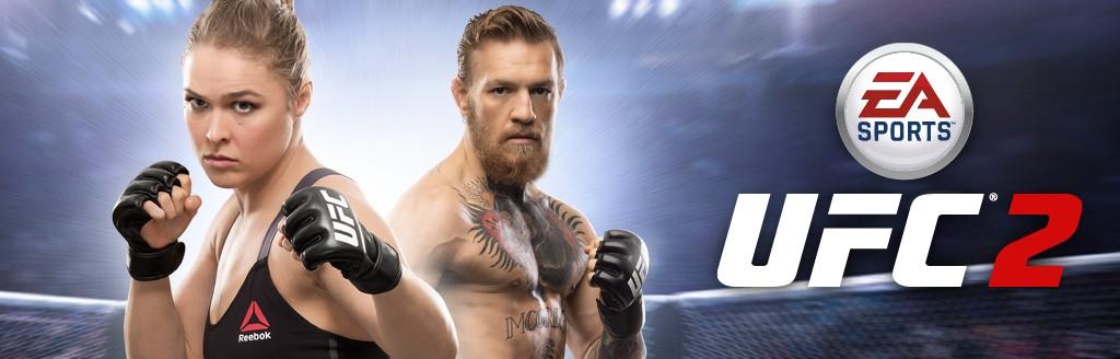 EA SPORTS UFC 2 (英語版)