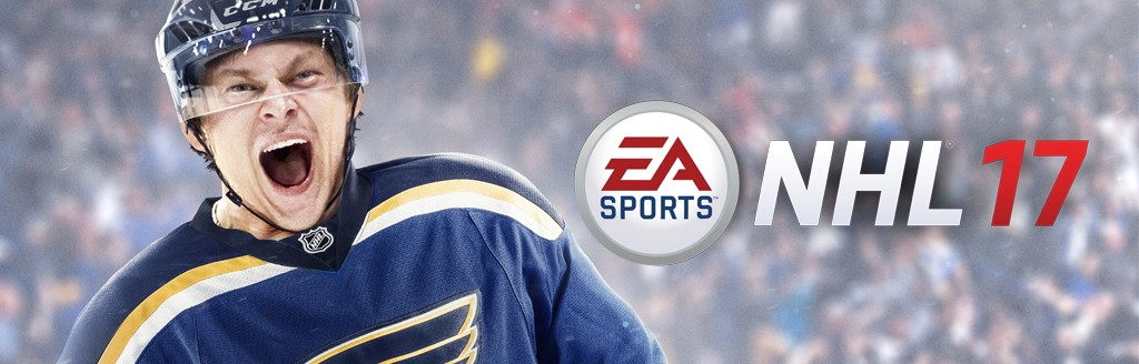 EA SPORTS NHL 17 (英語版)