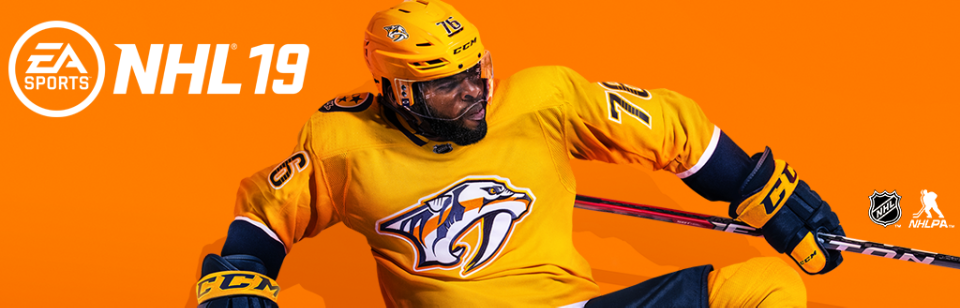 EA SPORTS NHL 19(英語版)