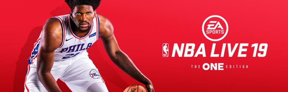 NBA LIVE 19:THE ONEエディション (英語版)
