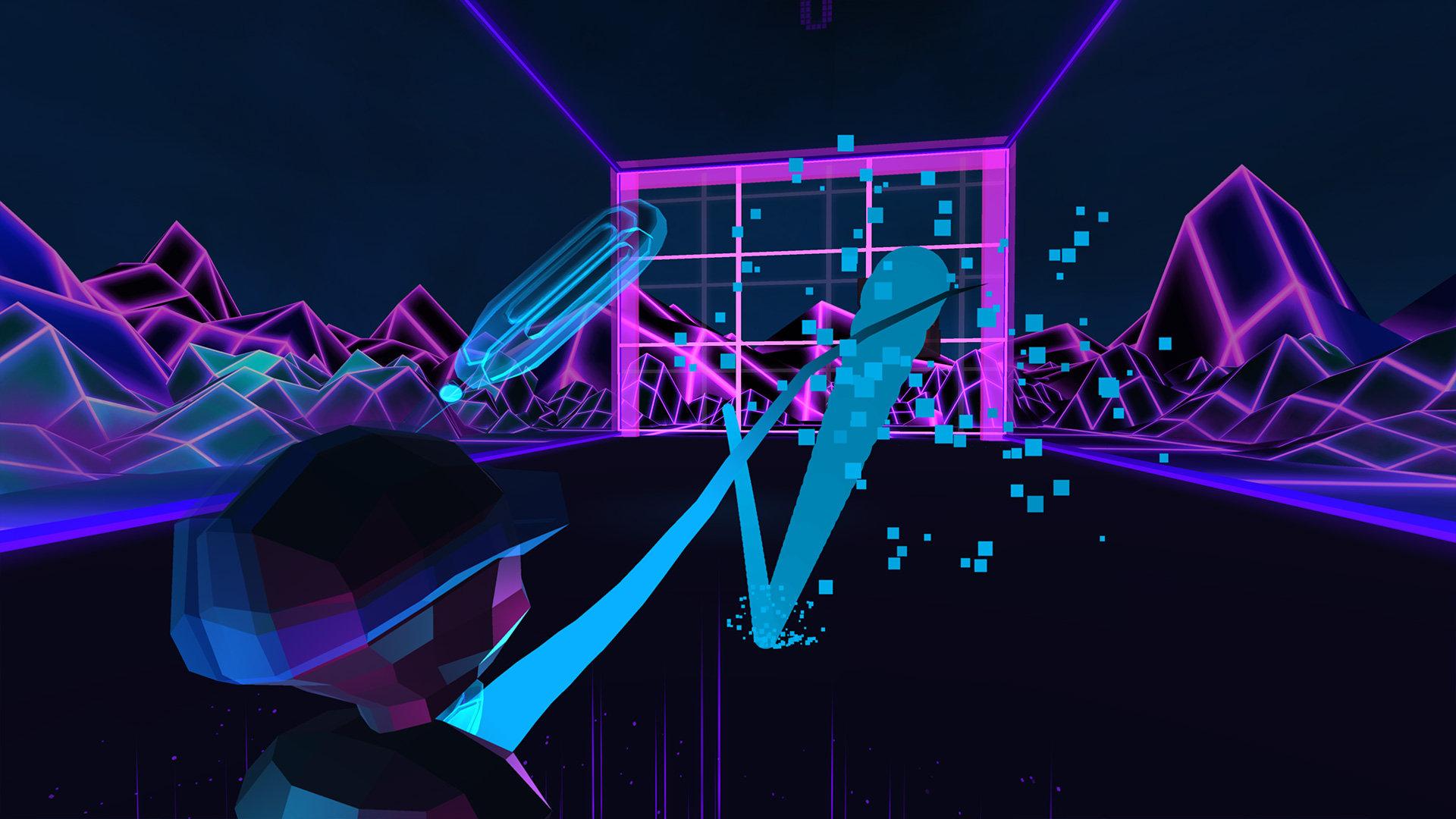『ホロボール』ゲーム画面