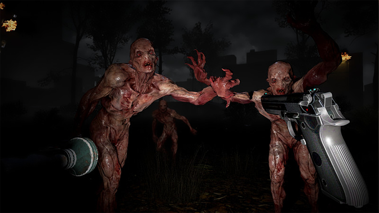 『The Brookhaven Experiment』ゲーム画面