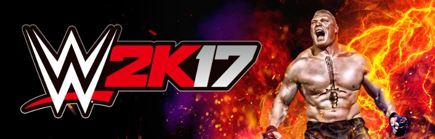 WWE 2K17 デジタル デラックス(英語版) バナー画像